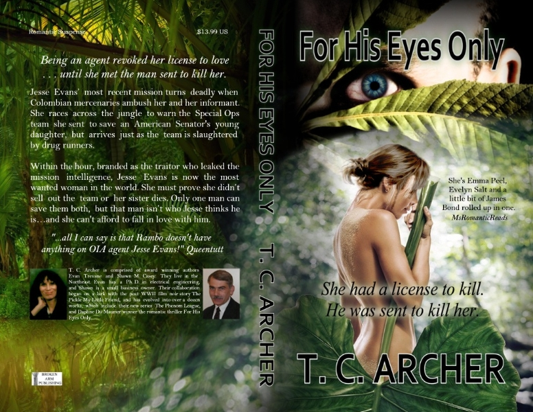Visit the author at TCArcher.com