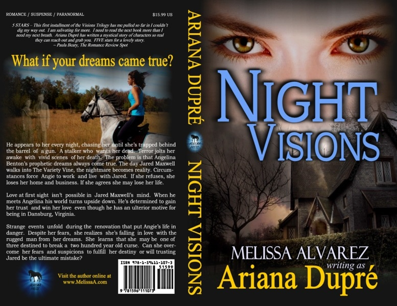 Visit the author at http://MelissaA.com